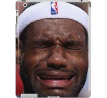 Celebs Crying iPad Case/Skin