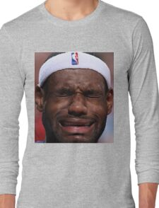 Celebs Crying Long Sleeve T-Shirt