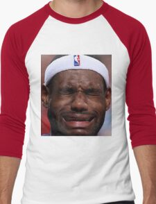 Celebs Crying Men's Baseball ¾ T-Shirt