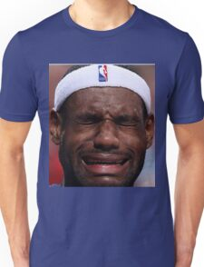 Celebs Crying Unisex T-Shirt