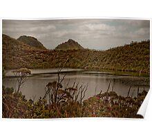 Lake Osborne, Tasmania Poster