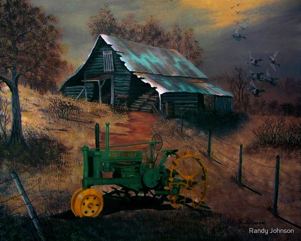 Sundown  by Randy Johnson
