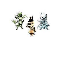 pokemon gear solid Photographic Print
