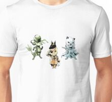 pokemon gear solid Unisex T-Shirt