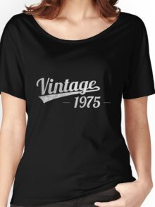 Vintage 1975 Women's Relaxed Fit T-Shirt