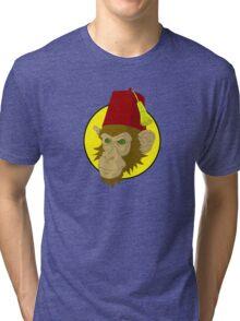 Fezmonkey Tri-blend T-Shirt