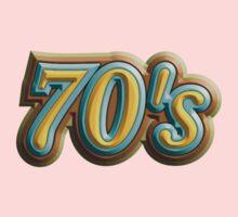 Vintage 70's Kids Clothes