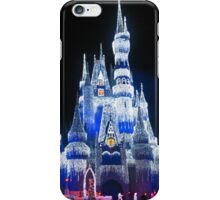 Winter Castle iPhone Case/Skin