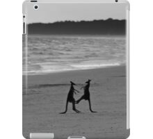 Meet you on the beach at 5.00am mate iPad Case/Skin
