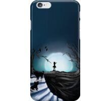 My Part to the Longest Illustration. iPhone Case/Skin