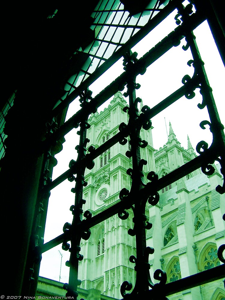 Westminster Abbey by NinaB