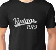 Vintage 1979 Unisex T-Shirt