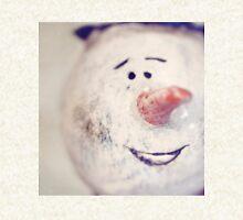 Happy Snow, Man Fine Art Photography Pullover