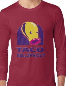 taco bellsprout Long Sleeve T-Shirt