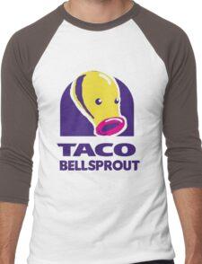 taco bellsprout Men's Baseball ¾ T-Shirt