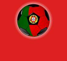 Portugal - Portuguese Flag - Football or Soccer Unisex T-Shirt
