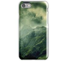 Variations in Lonely Voices. iPhone Case/Skin