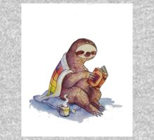 Cozy Sloth Kids Clothes