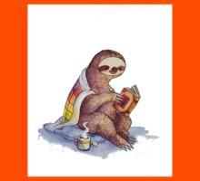 Cozy Sloth Kids Tee