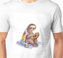 Cozy Sloth Unisex T-Shirt