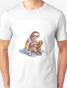 Cozy Sloth T-Shirt
