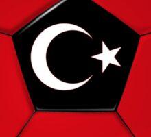 Turkey - Turkish Flag - Football or Soccer Sticker