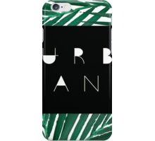 Art Print - Urban -Photo and Quote- Typography iPhone Case/Skin