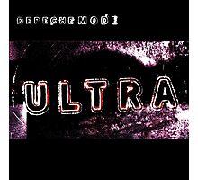 Depeche Mode : Ultra  - Color Photographic Print