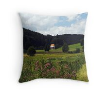 Kloster Tennenbach Throw Pillow