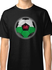 Wales - Welsh Flag - Football or Soccer Classic T-Shirt