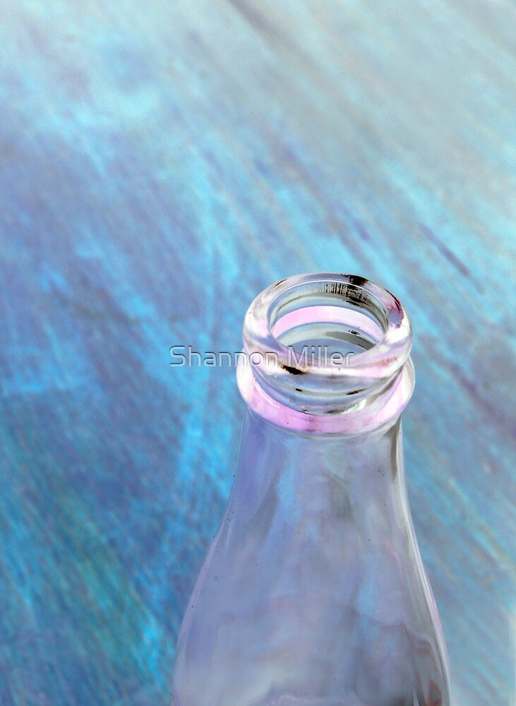 Bottle by Shannon Miller