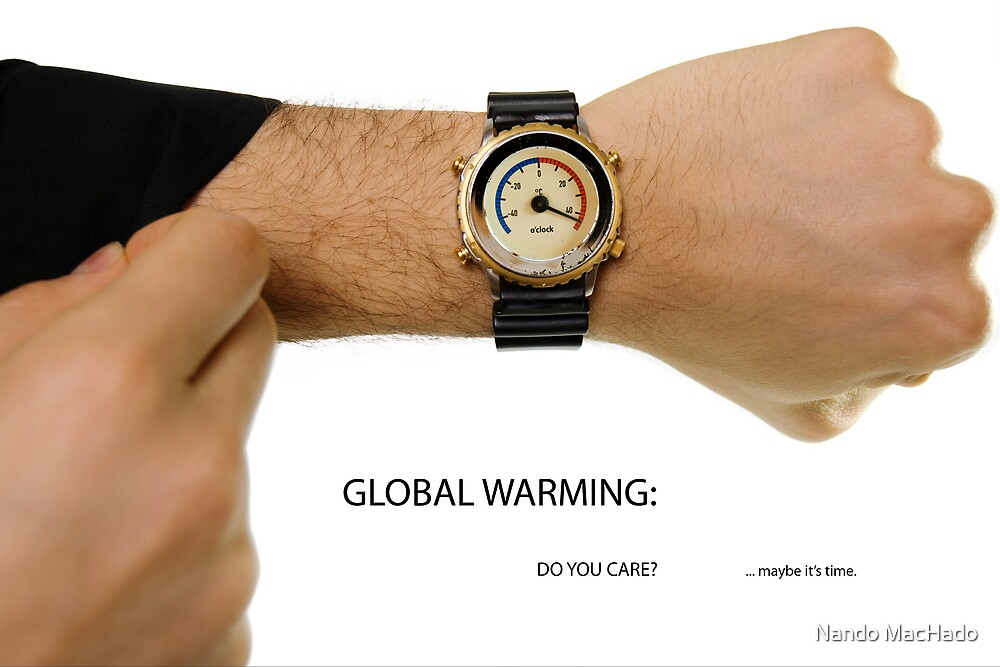 Celsius O'clock by Nando MacHado