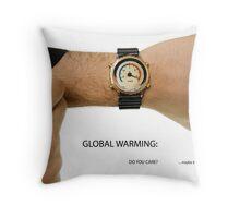 Celsius O'clock Throw Pillow