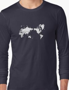 THE WORLD IS YOURS ! Long Sleeve T-Shirt