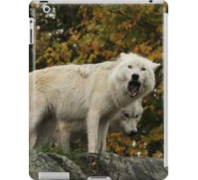 The call of the wild iPad Case/Skin