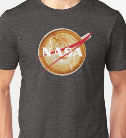 NASA Coffee Unisex T-Shirt