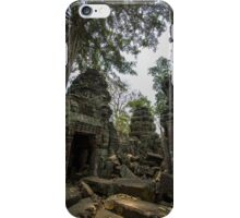 Ruins of Cambodia iPhone Case/Skin