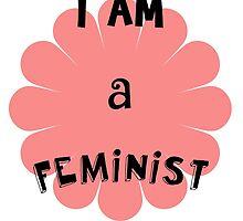 Feminist by LaurenRueshane