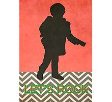 Twin Peaks / Small Man / The Man From Another Place Photographic Print