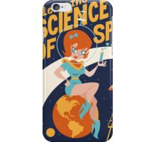 United Space Federation iPhone Case/Skin