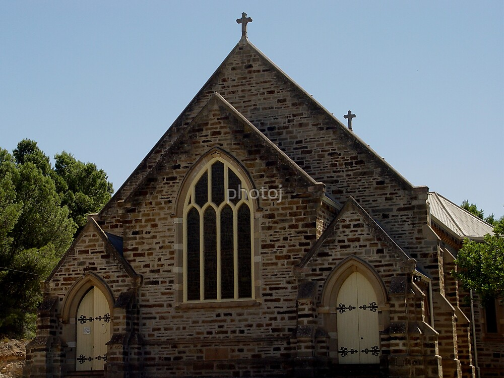 Australia's Country Church's by photoj