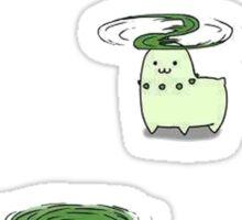 chikotita fliying lol Sticker