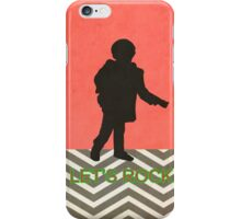 Twin Peaks / Small Man / The Man From Another Place iPhone Case/Skin
