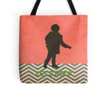 Twin Peaks / Small Man / The Man From Another Place Tote Bag