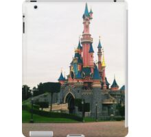 Disneyland Paris- Castle iPad Case/Skin