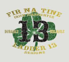 Fir na Tine - Ladder 13 T-Shirt