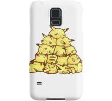 many pikachus Samsung Galaxy Case/Skin