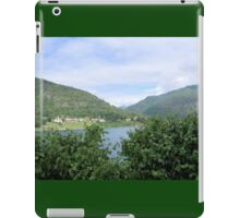 View Across the Fjord iPad Case/Skin