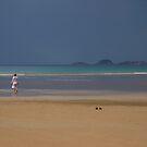Lone Walker by Ben Farrell