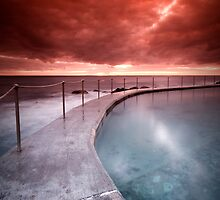 Tidal pool by Rachapong P.